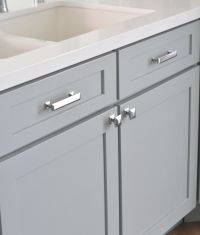 White Bathroom Cabinet Hardware Ideas | Cabinets Matttroy