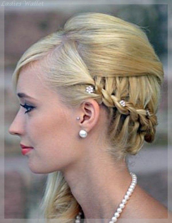 Frisur Braut Halb Offen High Definition 600×779 Peinados