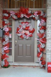 deco mesh Christmas centerpiece ideas   ... -ideas-using ...