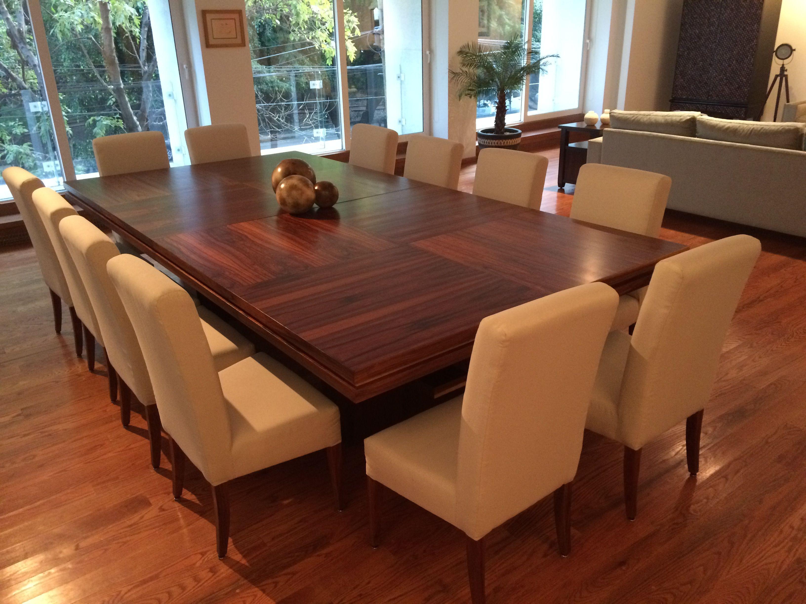Mesa de comedor de 315 x 60 para 12 personas  Comedor