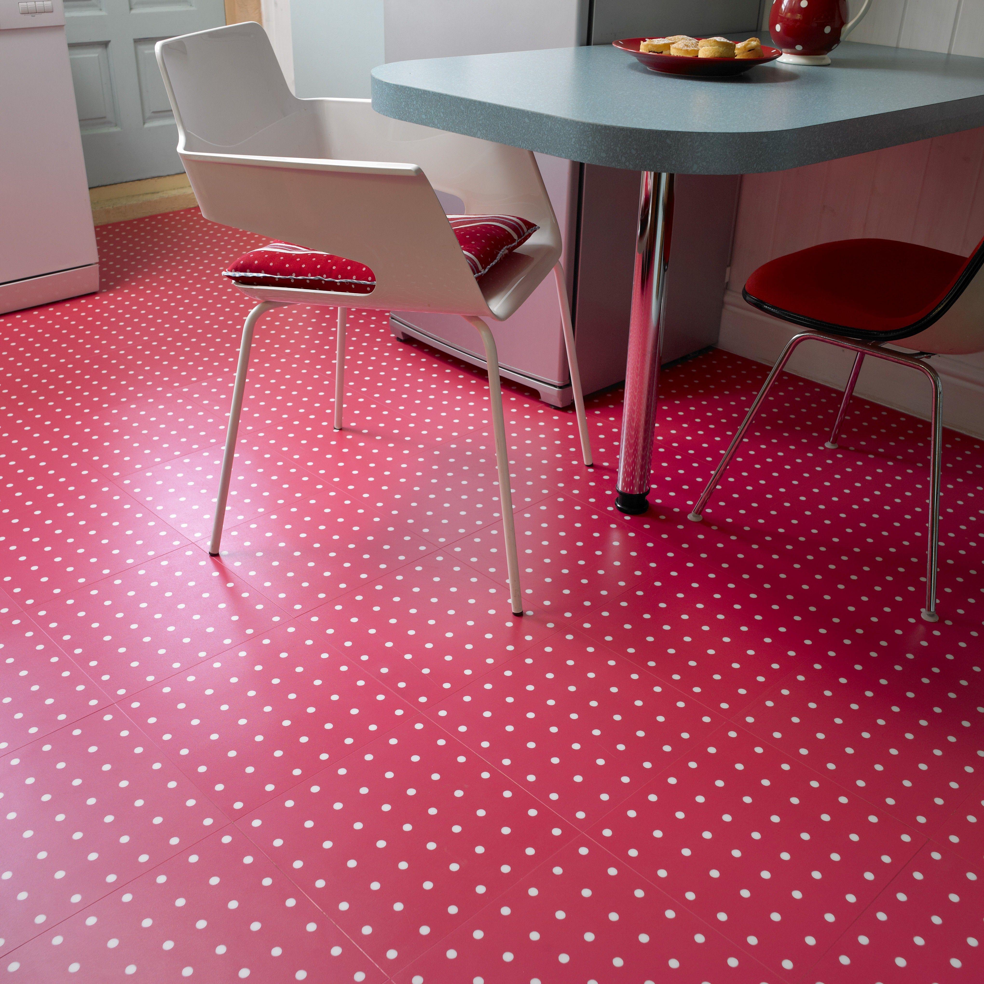 Vinyl flooring enables a multitude of designs including