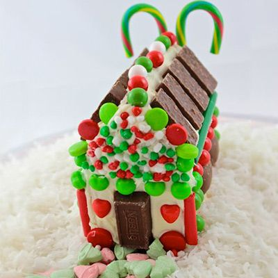 Gingerbread House SimplyCelebrate Meals Com Gingerbread House