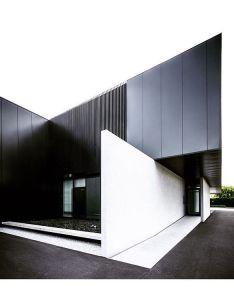 Versluys oostende corporate building headquarters closeup entrance architect also rh pinterest