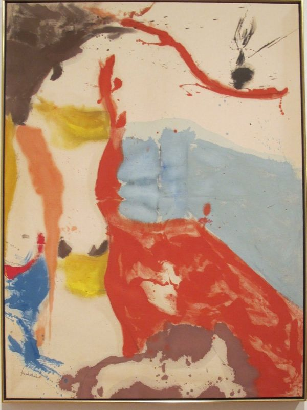 Helen Frankenthaler Paintings