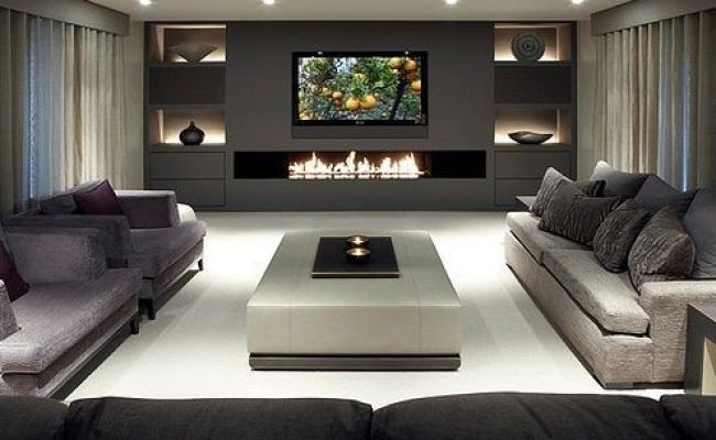 Random Inspiration 54 Modern Living Rooms Modern