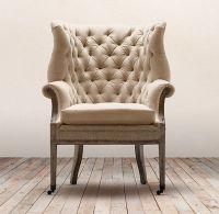 living room chair - Restoration Hardware   ~Restoration ...