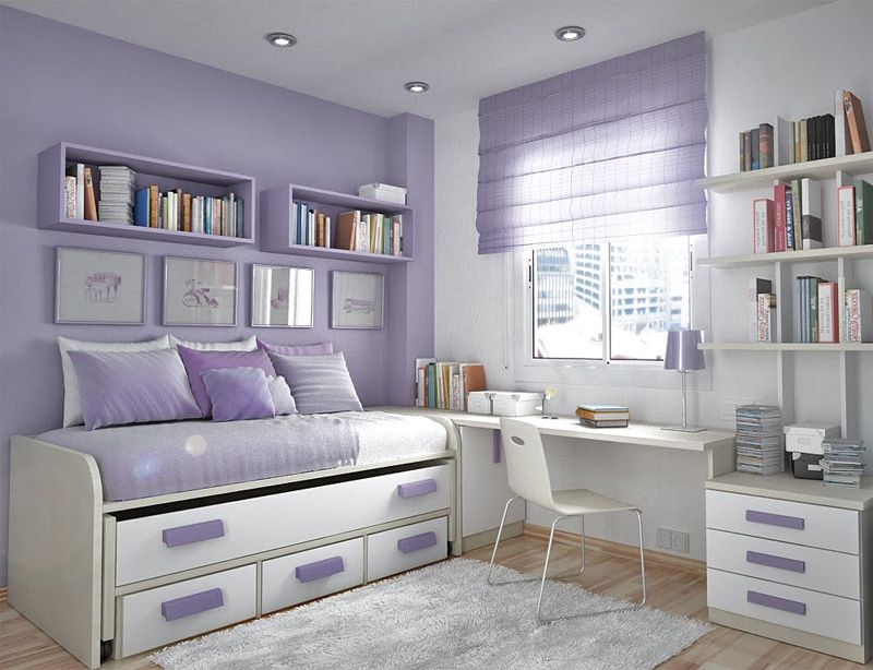 25 Best Ideas About Small Teen Bedrooms On Pinterest Small