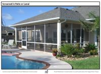 screened patio enclosures | Pool Enclosure Photos Screened ...