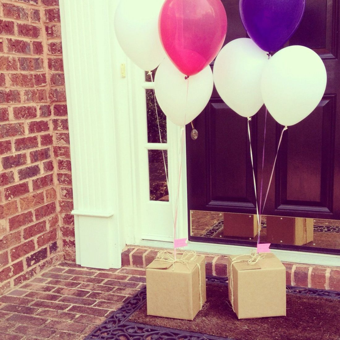 Birthday gift wrapping idea a bundle of surprises all in