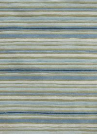 Coastal Living Hand-Tufted Rug / Sawgrass - Pastel Blue ...