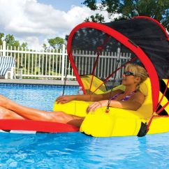 Inflatable Water Chairs For Adults High Back Leather Office Chair Awesome Pool Toys Pinterest Toy