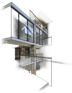 Sketches arquitectura interior architecture drawinginterior also best images about on pinterest sketching rh