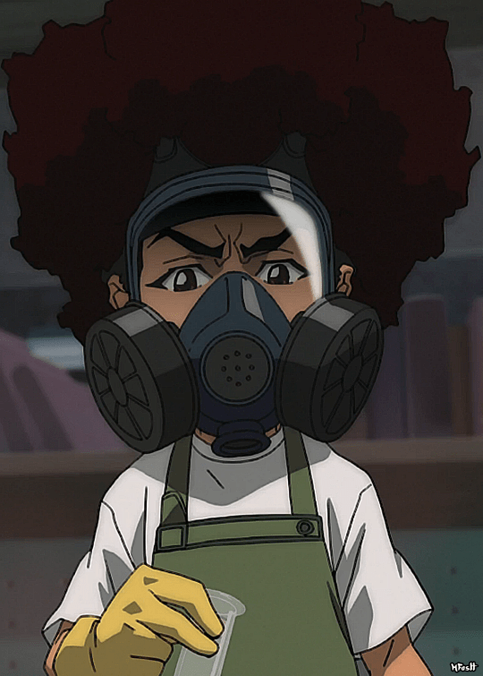 Gas Mask Drawings Supreme Bape Cartoon Boondocks