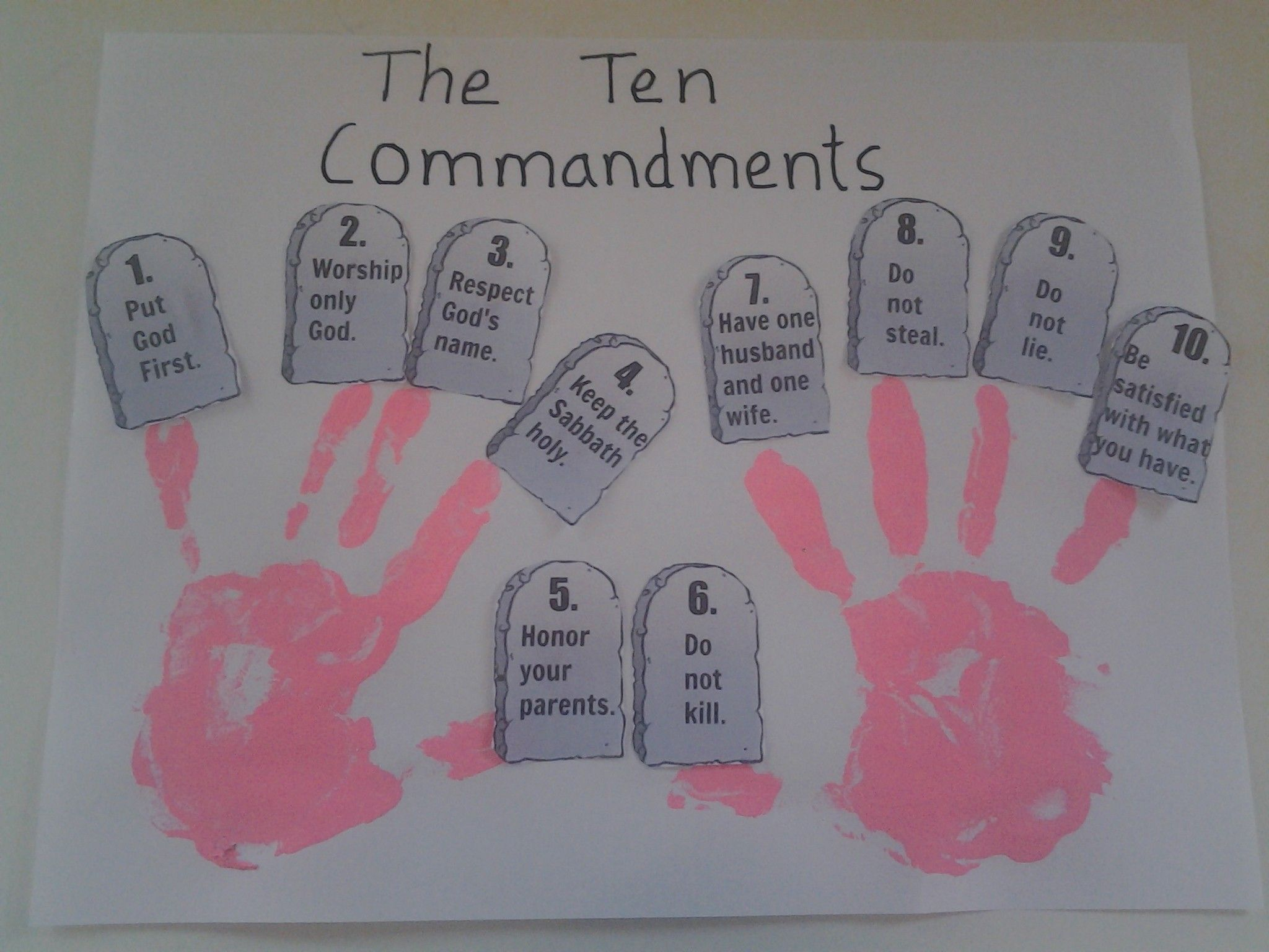 Moses Worksheet For Kindergarten Moses Best Free