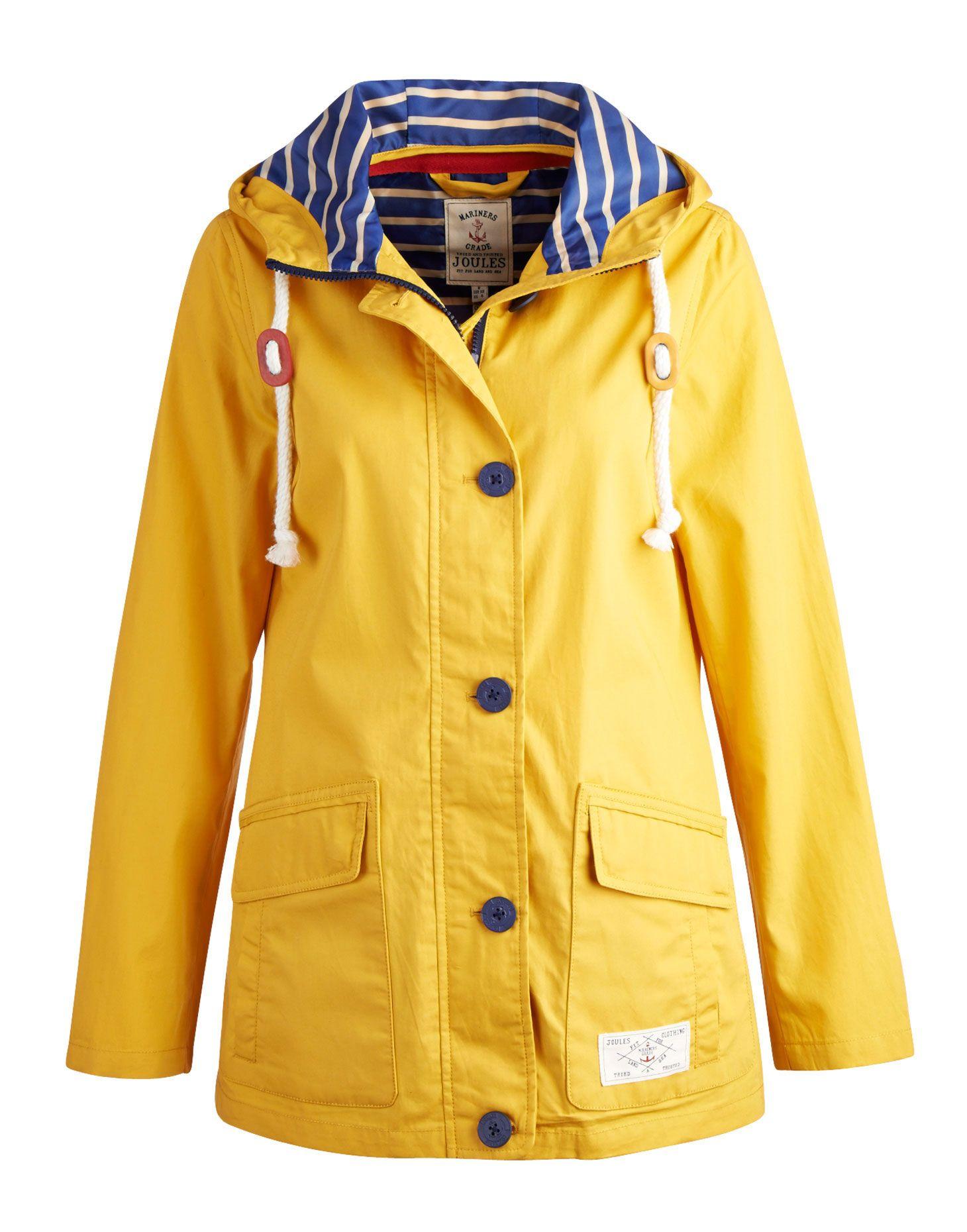 Mens Fisherman Yellow Raincoat