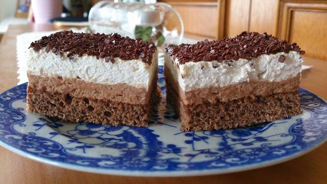 Eiskaffee schnitten kuchen rezept  Appetitlich FotoBlog