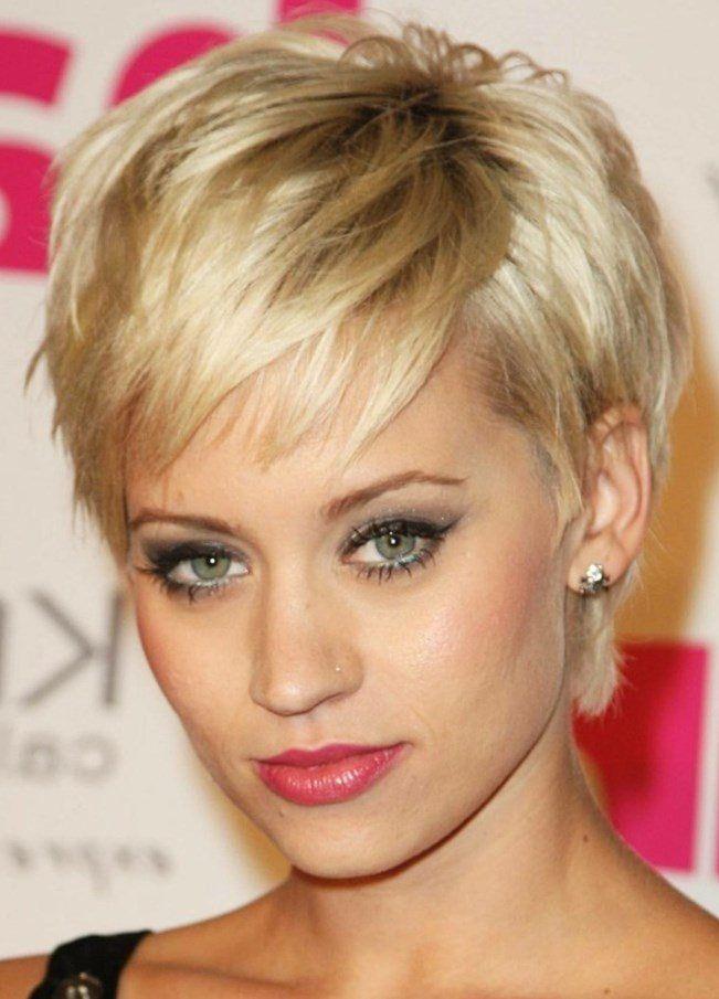 Kurzhaarschnitte Fuer Feines Haar Übersicht Frisuren