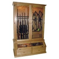 12 Gun and Bow Cabinet. Need thissss! | For the Home ...