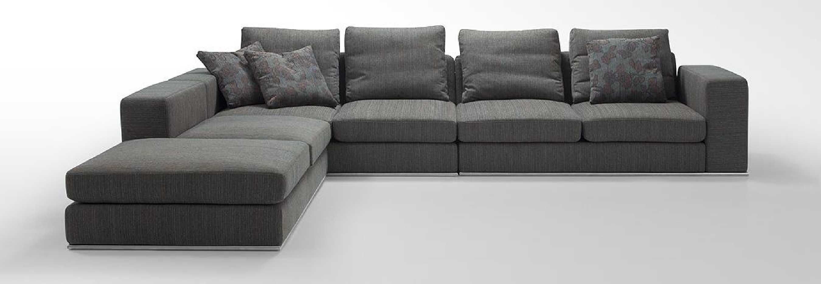 l shaped modern sofa downlow review appealing come with grey comfy fabric