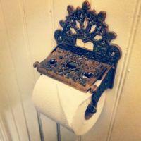 Fancy Toilet Paper Holder | bathrooms | Pinterest | Toilet ...