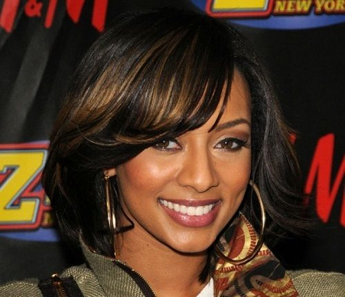 African American Women With Shoulder Length Bobs Hairstyles For