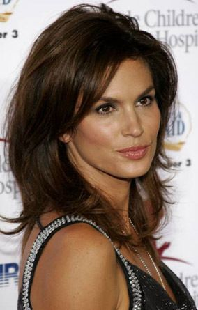 Cindy Crawford Hair Google Search Good Hair Pinterest