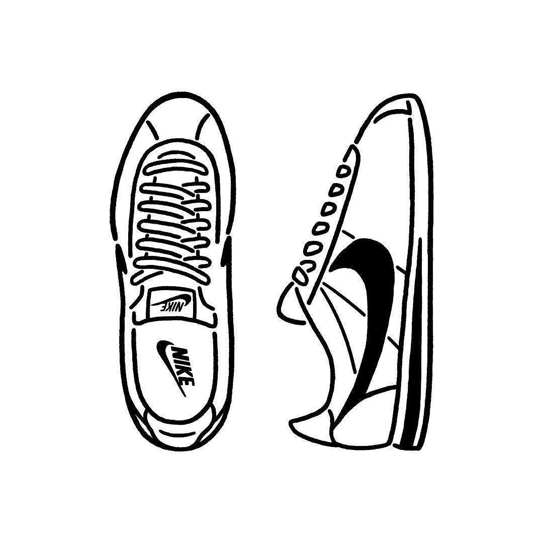 Nike Cortez This is my favorite. お気に入りの一足 #nike #cortez #