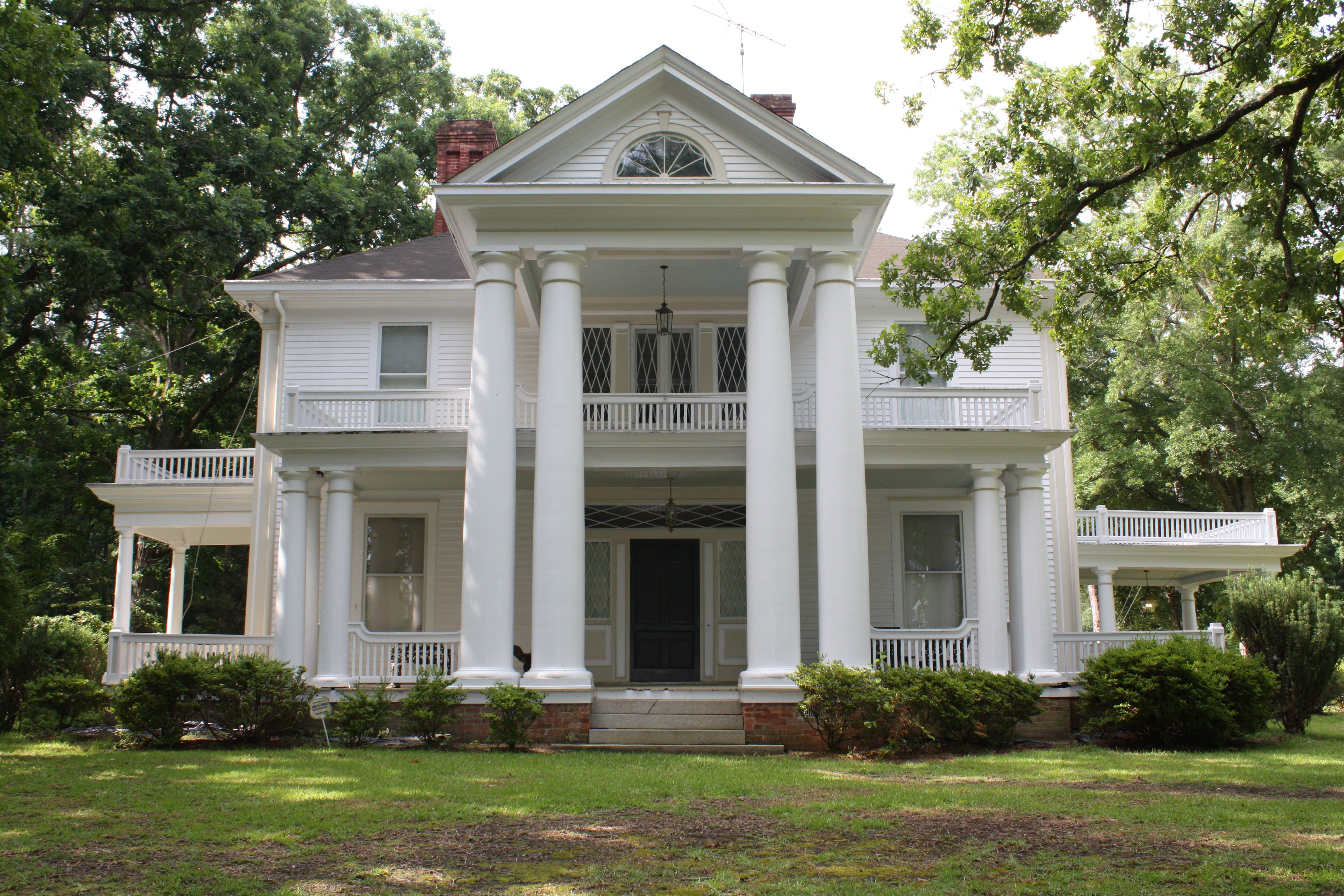 Properties Capital Area Preservation Colonial Revival Style
