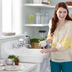 American Standard Country Kitchen Sink Wallpaper Backsplash The Features