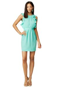 What to Wear to an April Wedding | Aquamarines, Summer ...