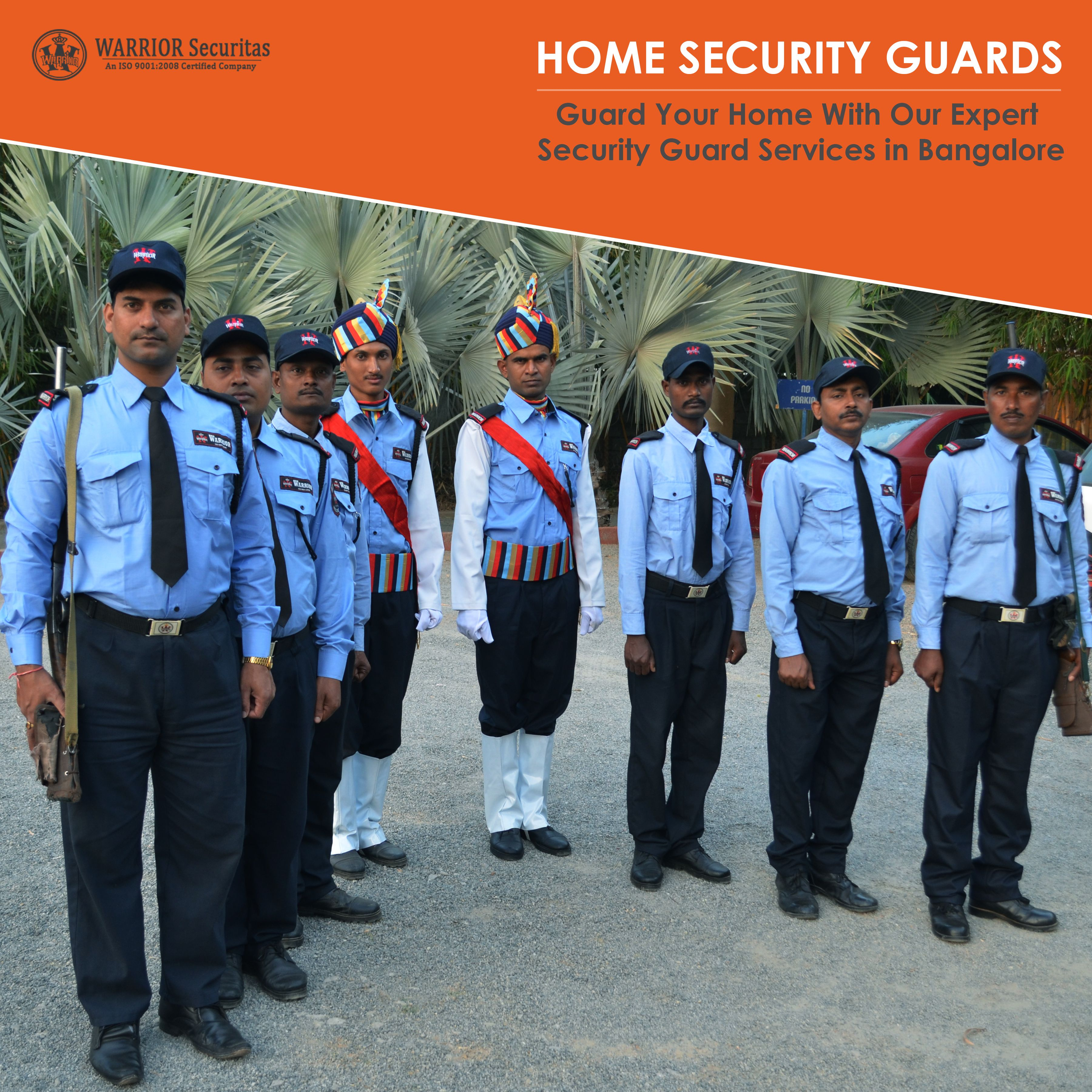 Security Guard Home