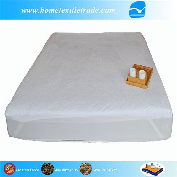 Five Sides Protection Mattress Protector Waterproof Anti Bacteria Dust Mite