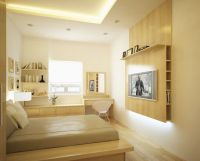Minimalist Small Apartment Interior Design | Small Spaces ...