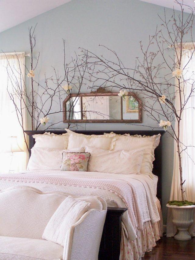 Dcoration chambre adulte romantique  28 ides inspirantes  Belle Nature and Design