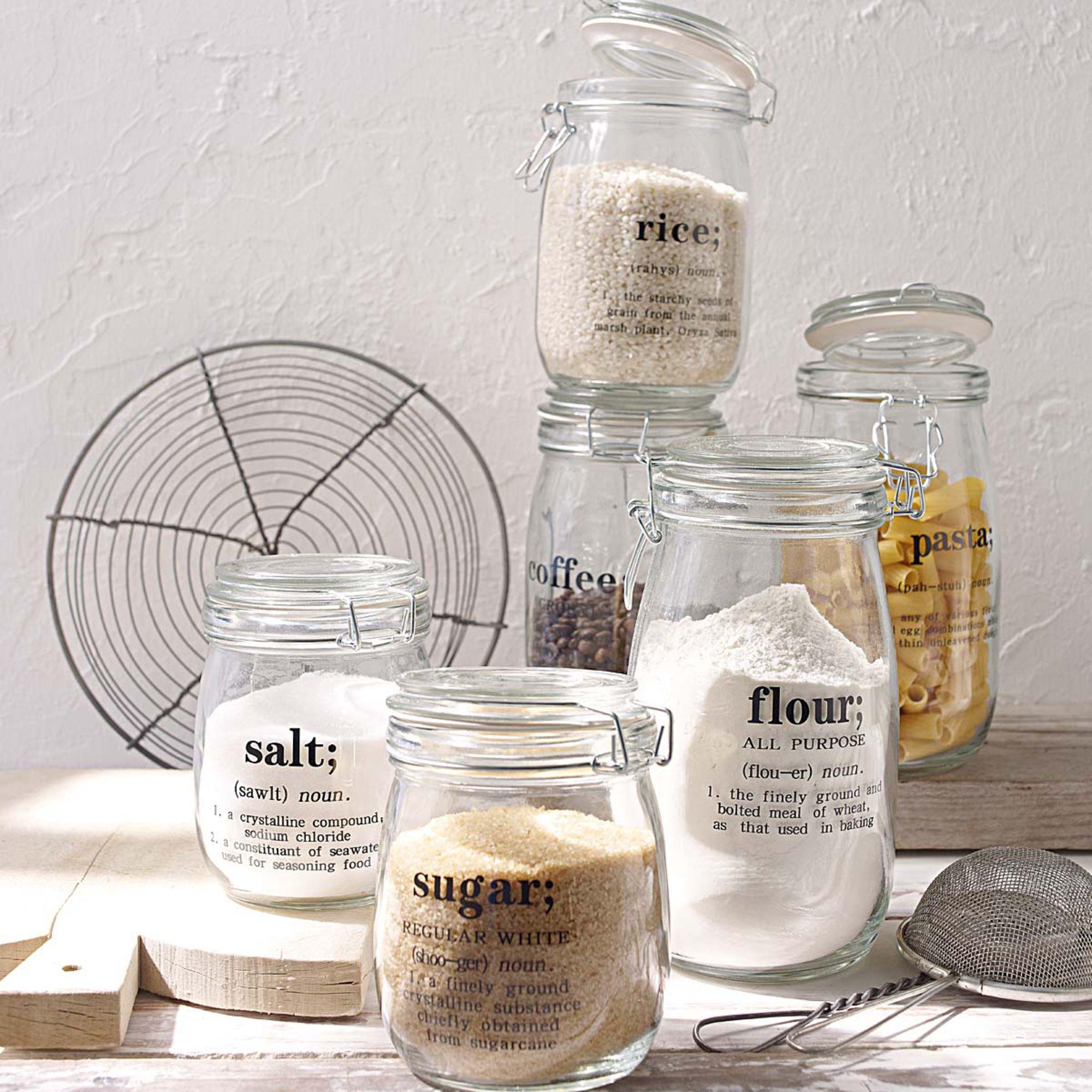 Ikea Aufbewahrung Kuche Glas Jars And Tins Glass Storage Jars Ikea