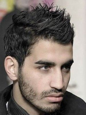 Mens Messy Thick Hairstyles RE What Types Of Haircuts Do You