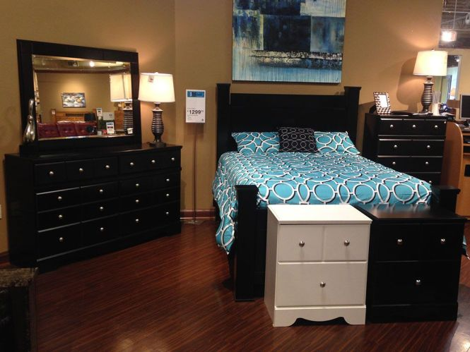 Shay Bedroom Collection This Set Is At Ashley Furniture In Richland Wa