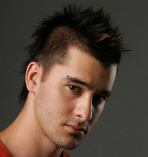 Mohawk Haircut Best Hair Styles 2013 Hairrr Pinterest