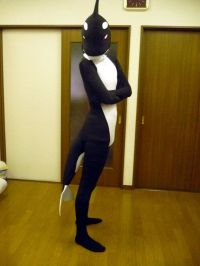 orca costume : Yosuke Sakamata by ~Aoth on deviantART ...