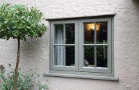 cottage flush casement timber window | My home | Pinterest ...