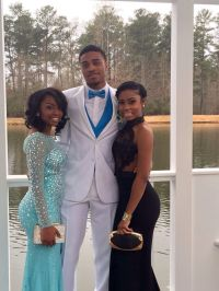 Sister and girl friend | Slaying for prom | Pinterest ...