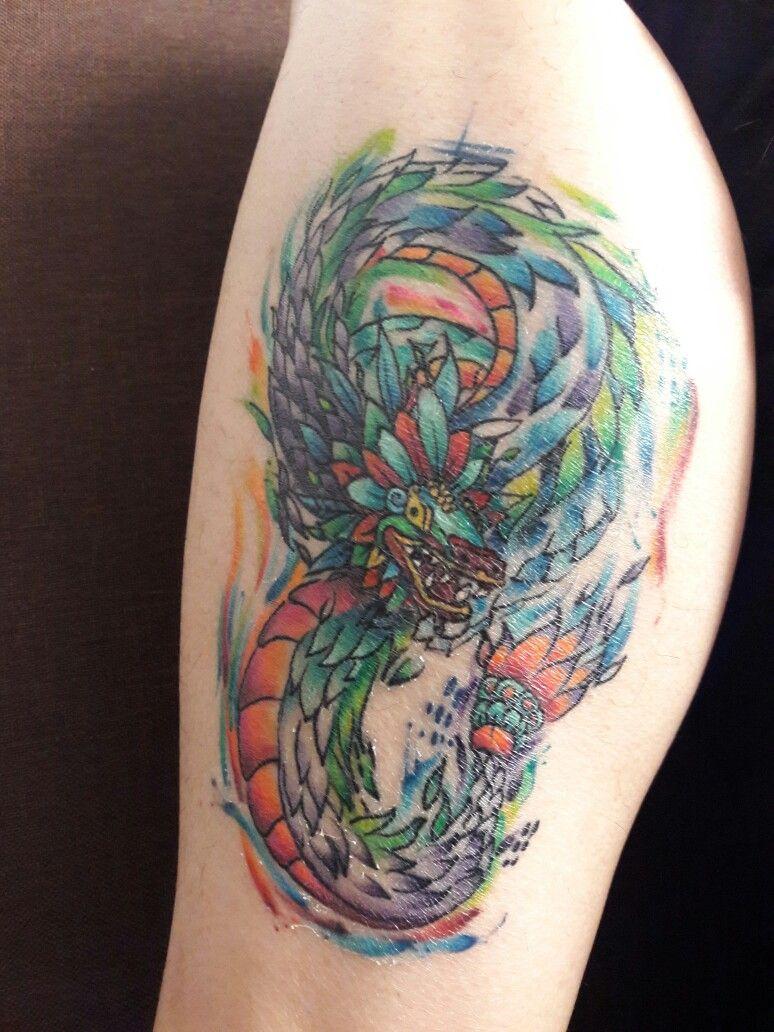 Niederlande Infos Pictures Of Quetzalcoatl Tattoo
