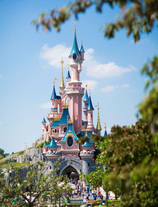 Disneyland Disney Paris Castle