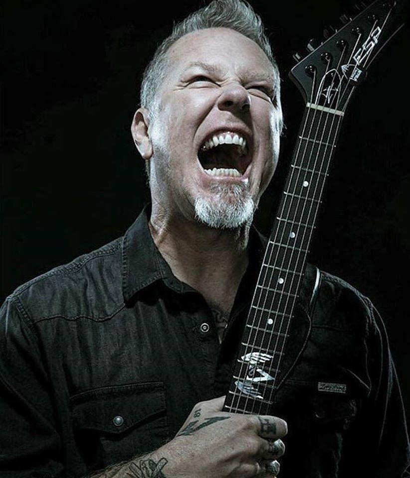 Art Metallica James Hetfield