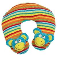 Funny Monkey Travel Pillow. | Cute and Cuddly Animals ...
