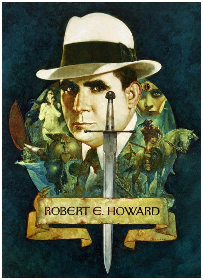 Image result for robert e. howard