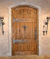 Medieval Wooden Doors |  Doors  Custom Doors - Solid ...