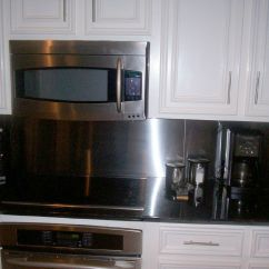 Black Stainless Steel Kitchen Door Knobs And Pulls Counter With Backsplash Kitchens I