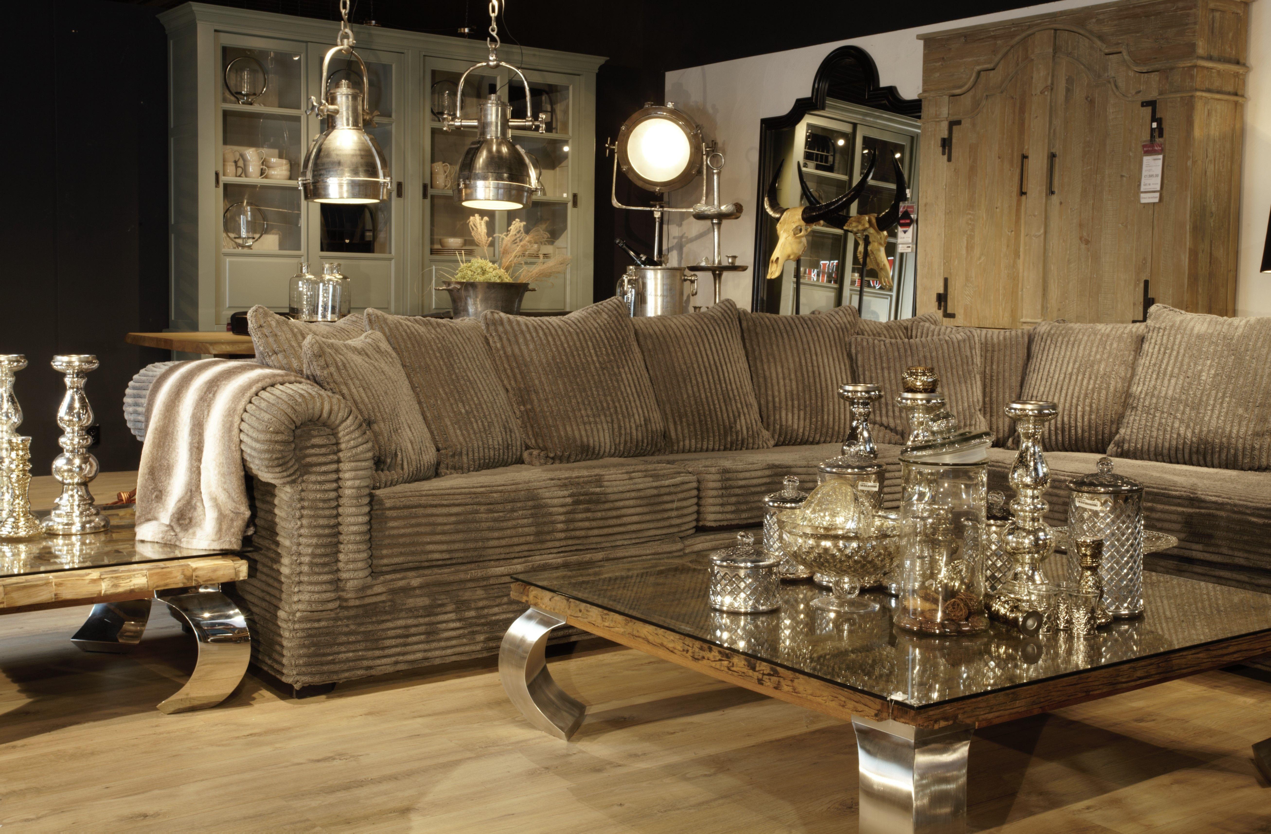 Landelijke woonkamer  Rofra Home  Woonkamer inspiratie