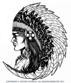 native american drawings deviantart drawing indians tattoo americans indian designs sketch stencils oneida culture coloring dibujos illustration language bear nation